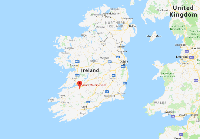 Adare-minipaver-ditributor-ireland