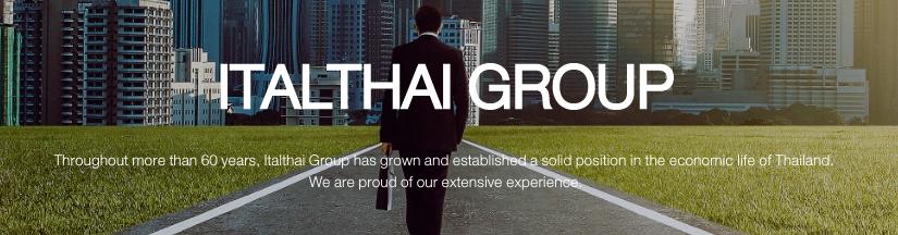 Italthai-group-paver-distributor-thailand-logo