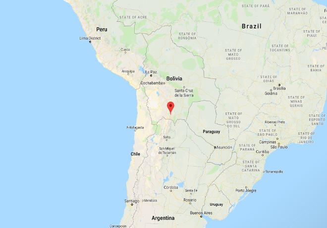 Krieger-paver-distributor-bolivia