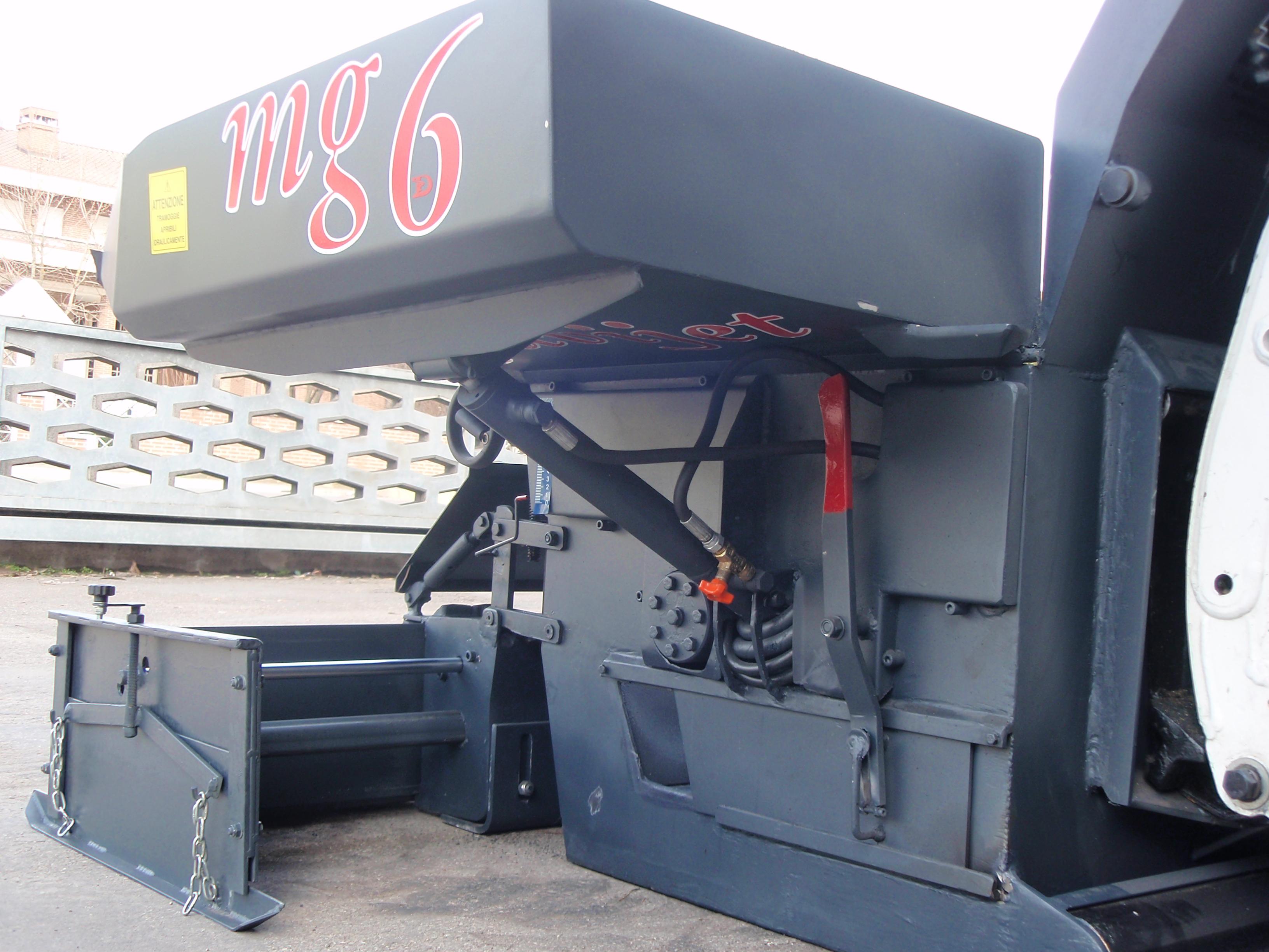 MG6-minipaver-details